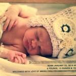 birth announcement testimonial sd fertility acupuncture