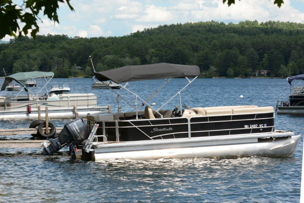 25 HP Pontoon 2