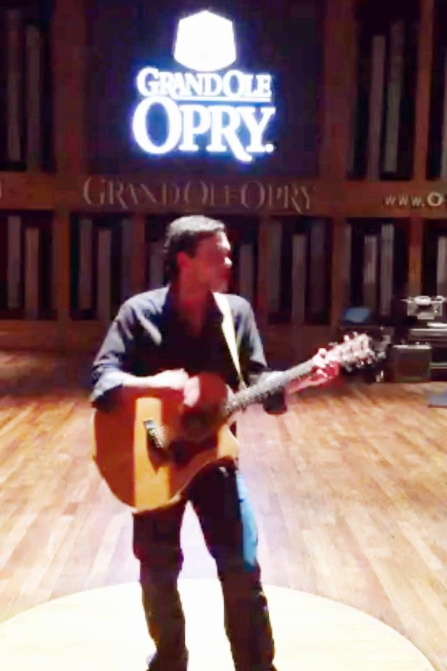 Tom Opry