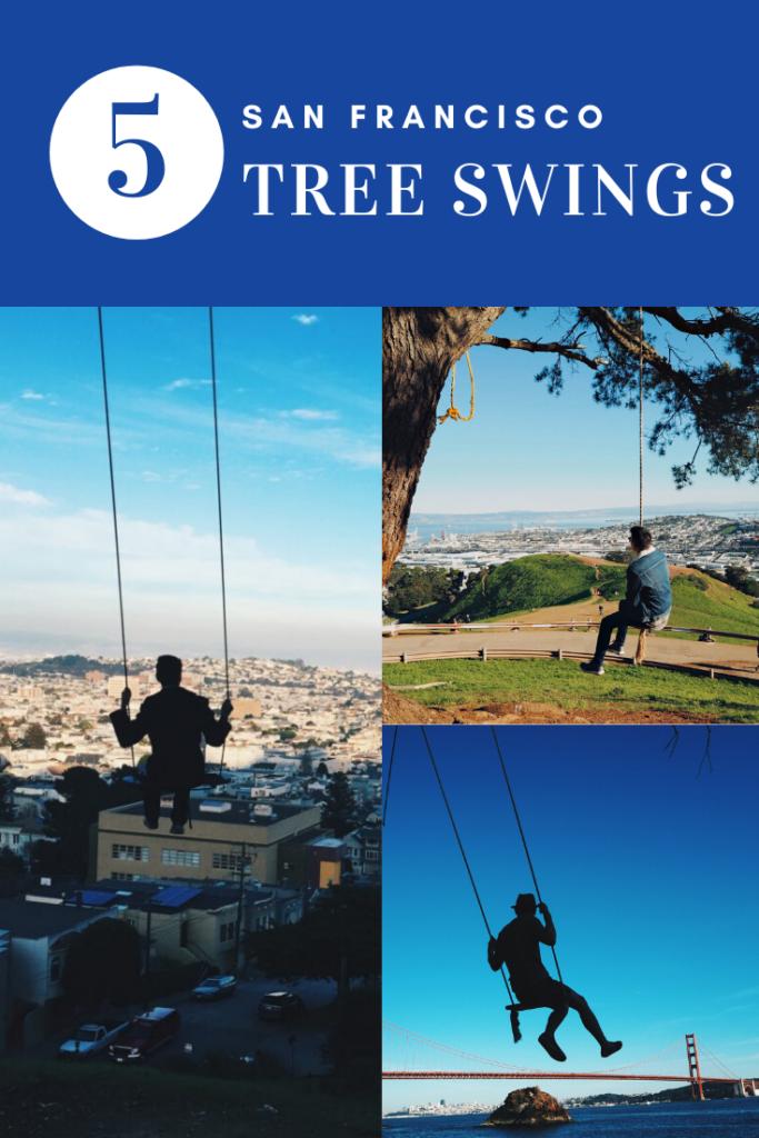 5 San Francisco Tree Swings.