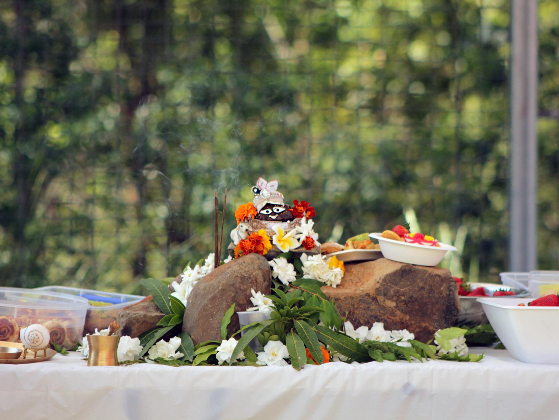 Govardhana Puja