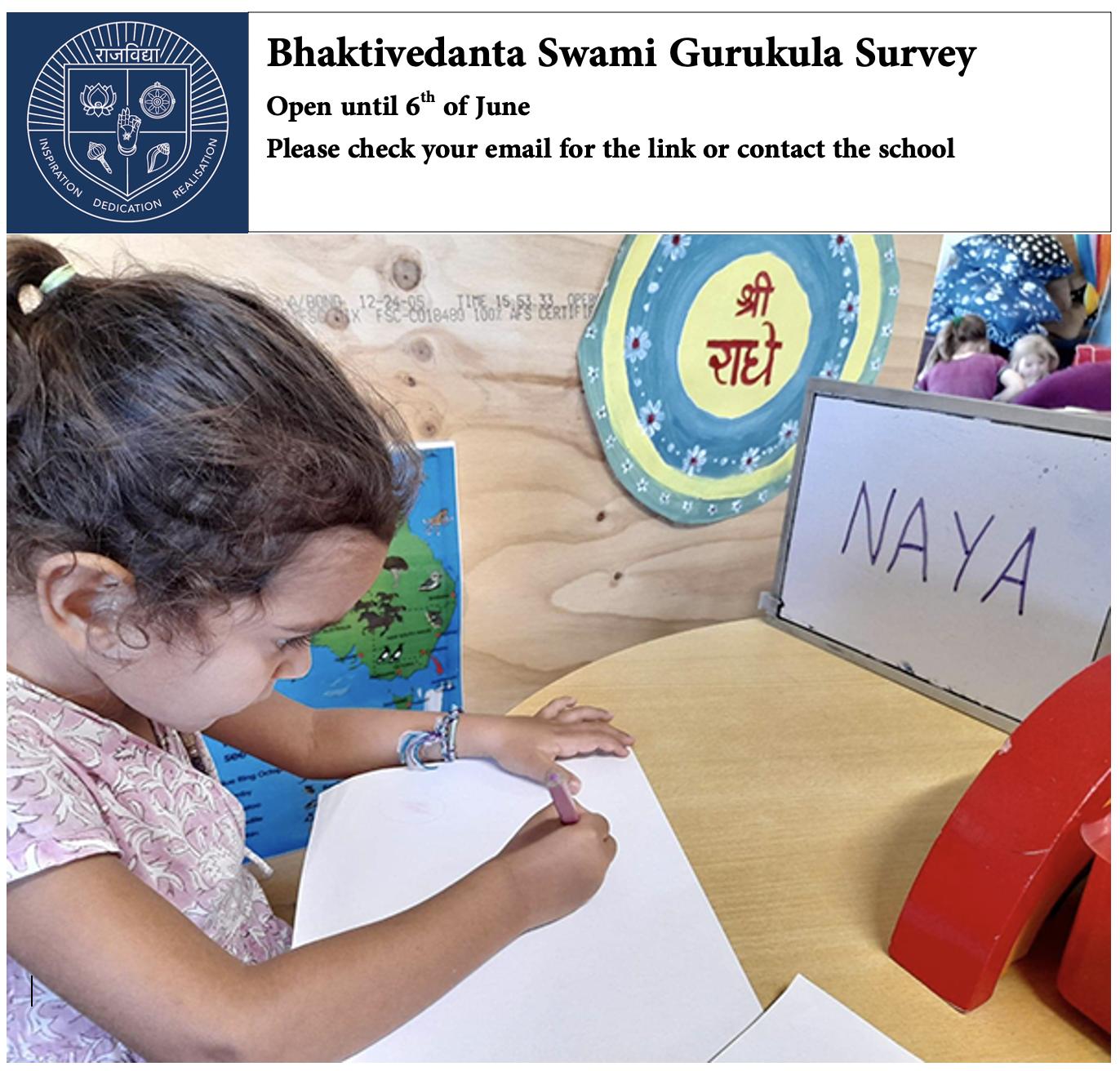 Perspectives: Your School in Focus Gurukula Survey