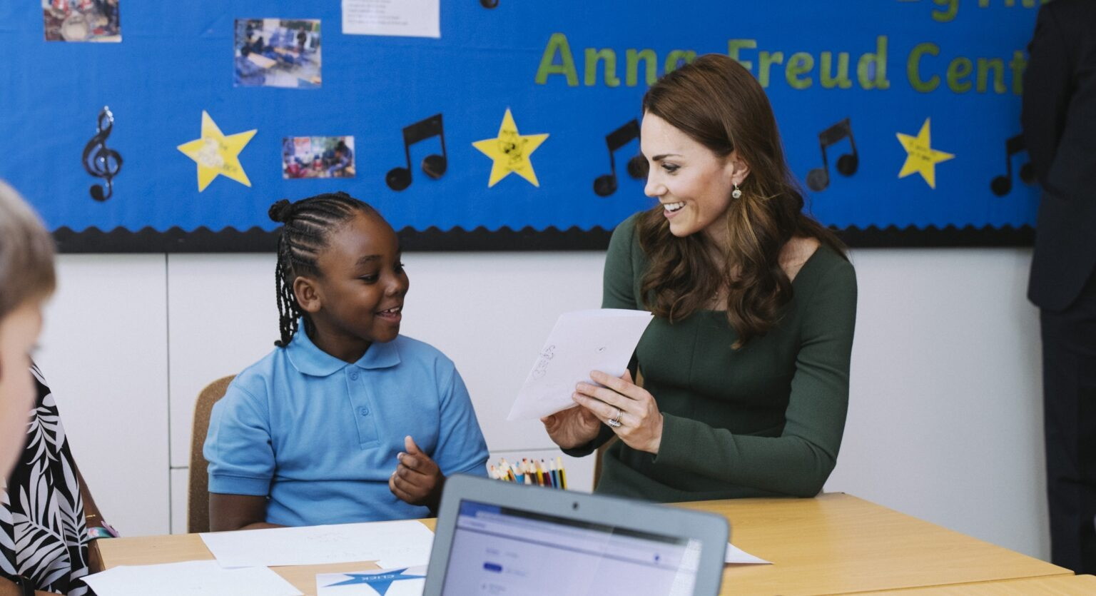 The Duchess of Cambridge, Kate Middleton, became a Patron in 2016 of The Anna Freud National Centre for Children and Families,the former Hampstead Child-Therapy Clinic.