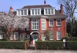 20 Maresfield Gardens, The Freud family residence in London