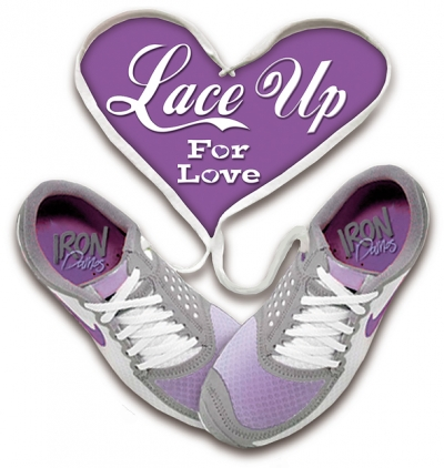 Lace Up For Love Run