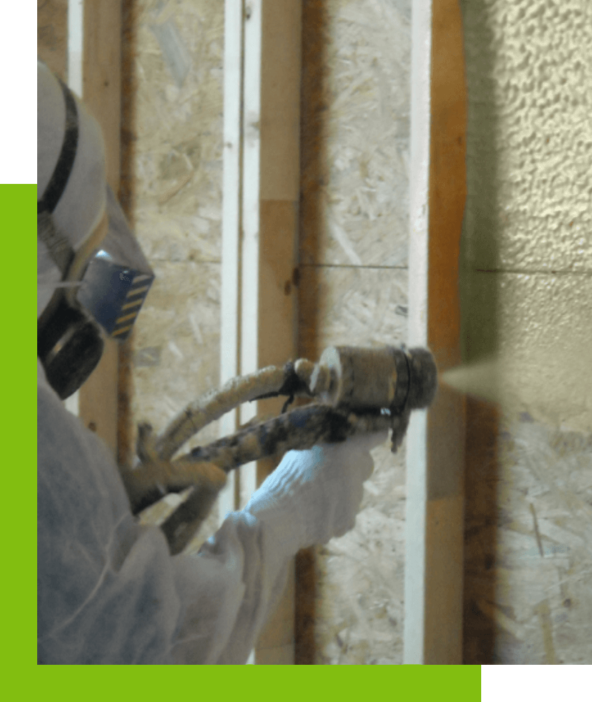 Why use foam based Natural Insulation