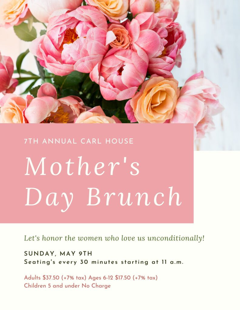 Copy of Mother's Day Brunch Flyer