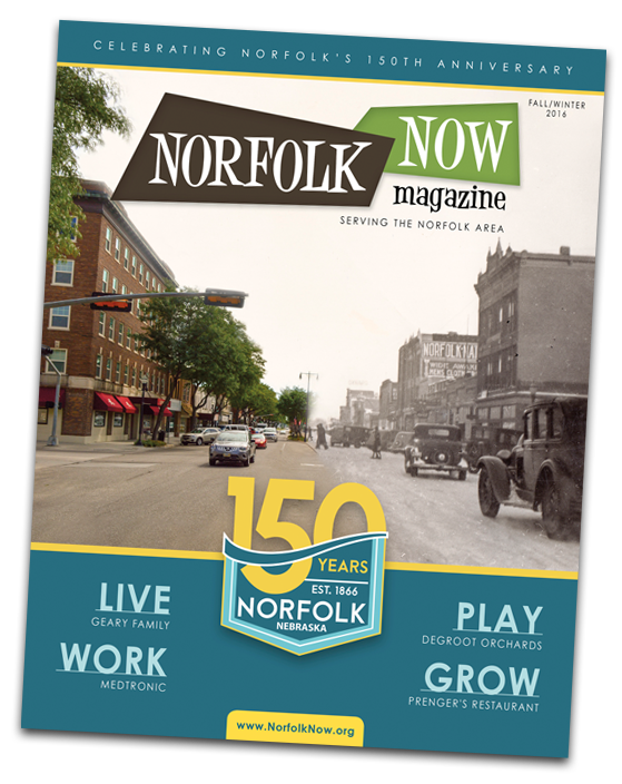 Norfolk Now Magazine