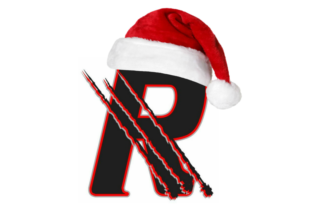 Happy Holidays From Raptor Water Polo