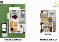 Serenis Duplex Floor Plan