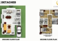 Serenis Single Detached Floor Plan