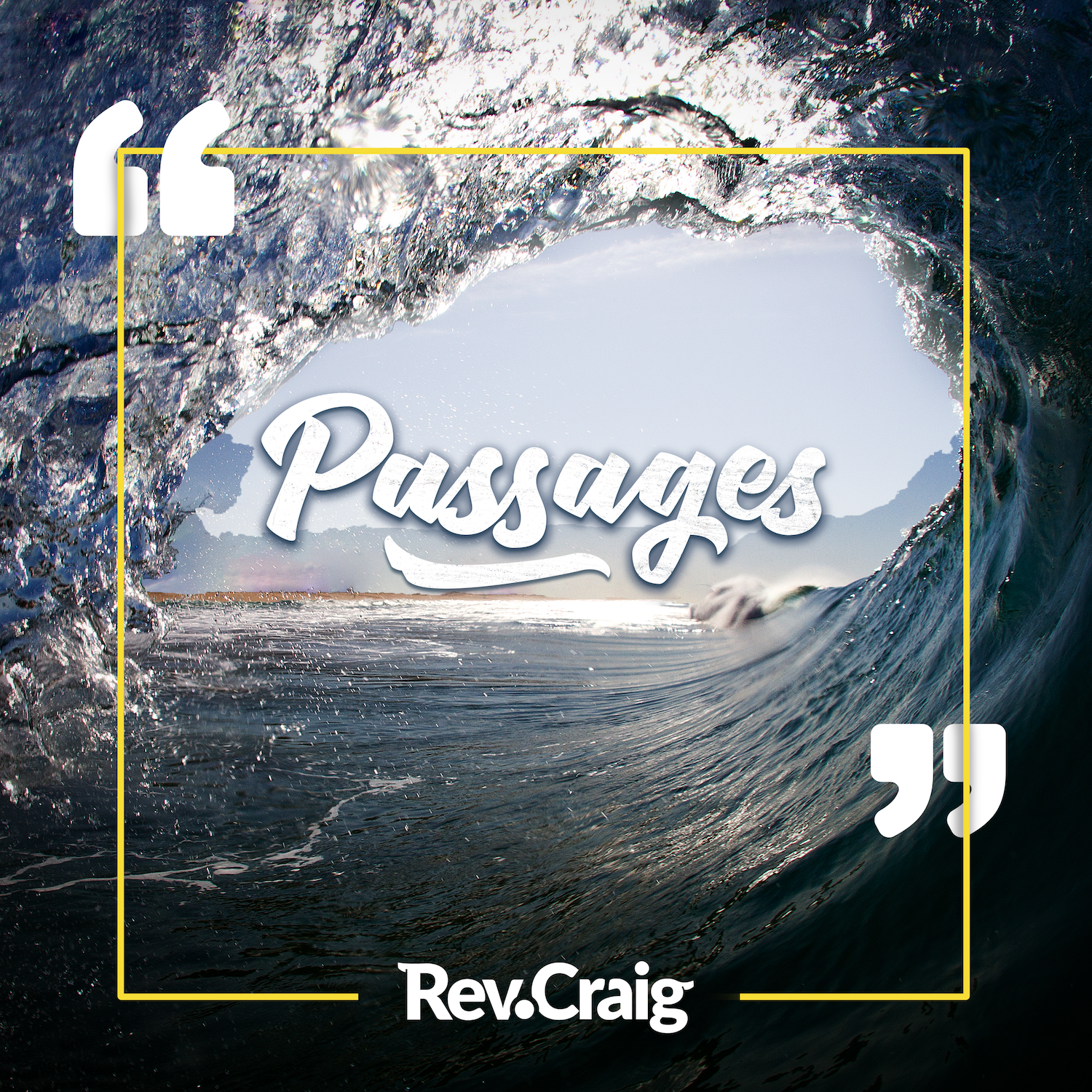 Passages Podcast Cover Art