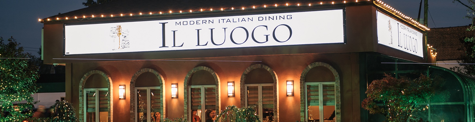 Picture of outside of restaurant