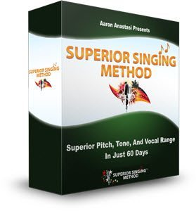 superior singing method product box