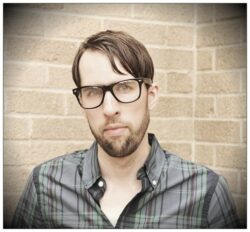 Dan Heroy lead singer for St. Theodor
