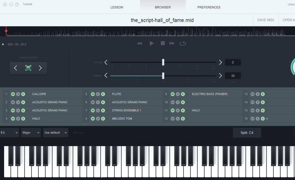 song tutor review