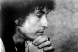 Bob Dylan folk singer song-writer and blues player