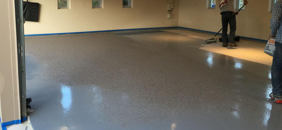 Epoxy Floors - Southlake, Texas