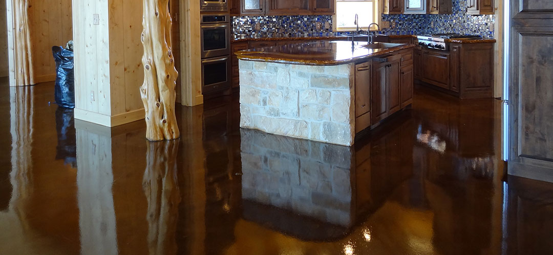 Polished Concrete Floors - Dallas-Fort Worth