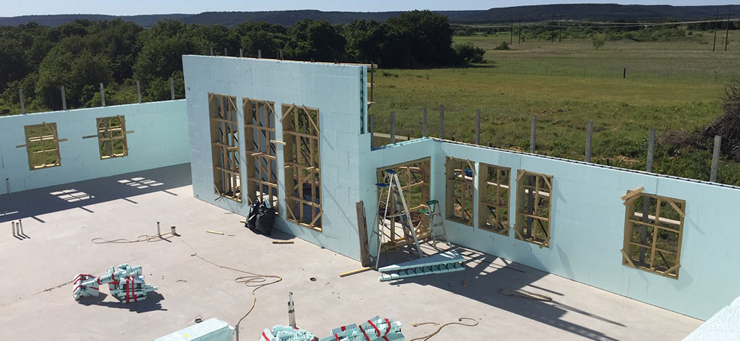 ICF Residential Construction