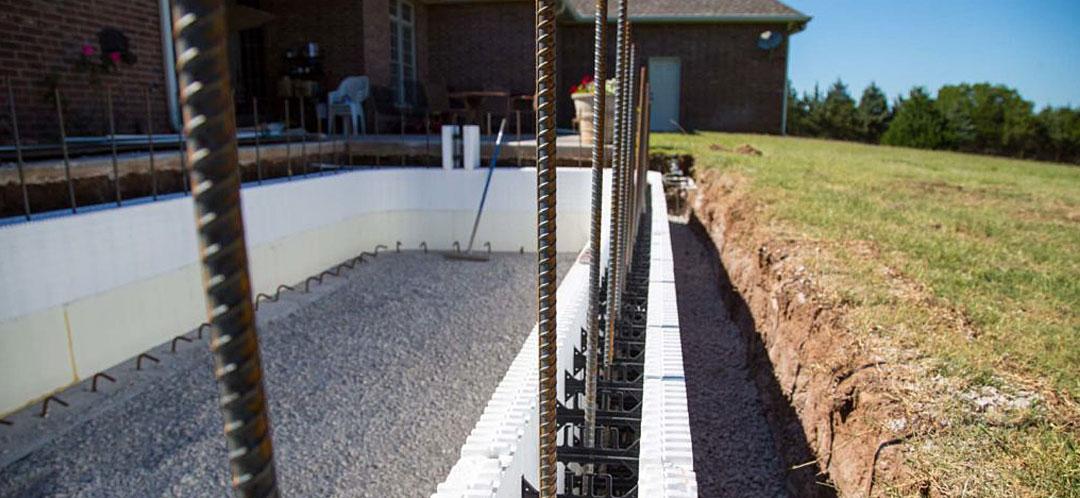 ICF Construction - Swimming Pools