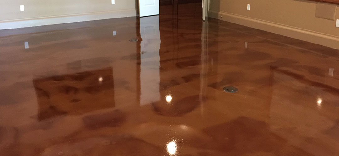 Polished Concrete Floors - Dallas, Fort Worth
