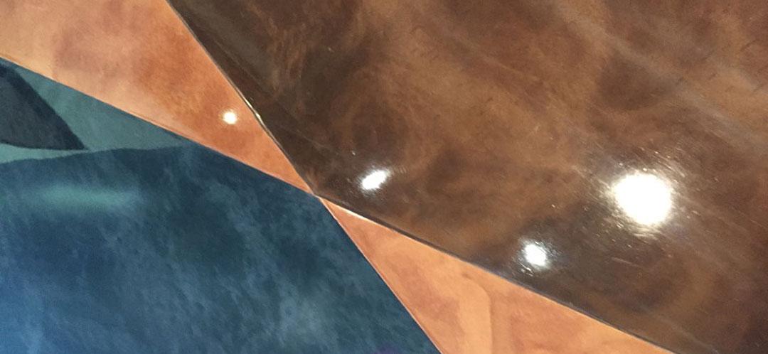 Beautiful Concrete Floors - West Lake, Texas