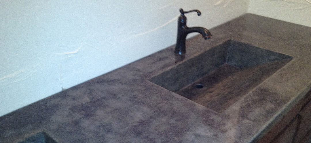 Concrete Countertops - Fort Worth, Texas