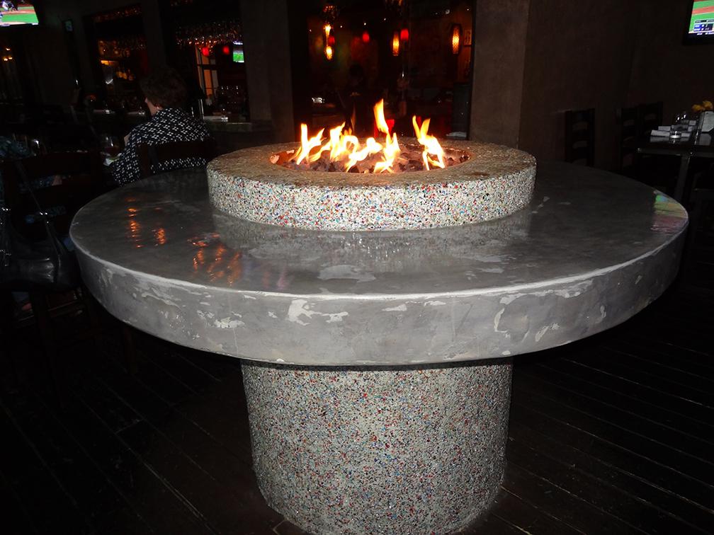Custom Concrete Countertops & Design Elements