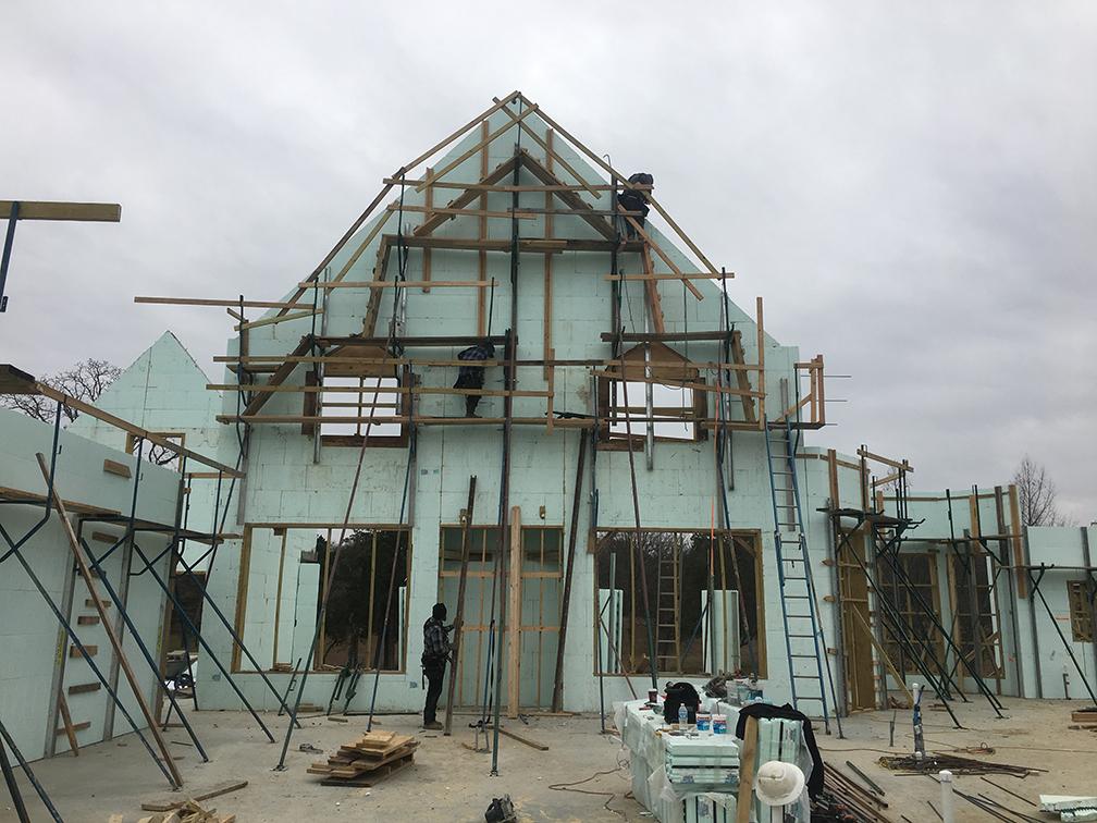 ICF Construction - Dallas/Fort Worth