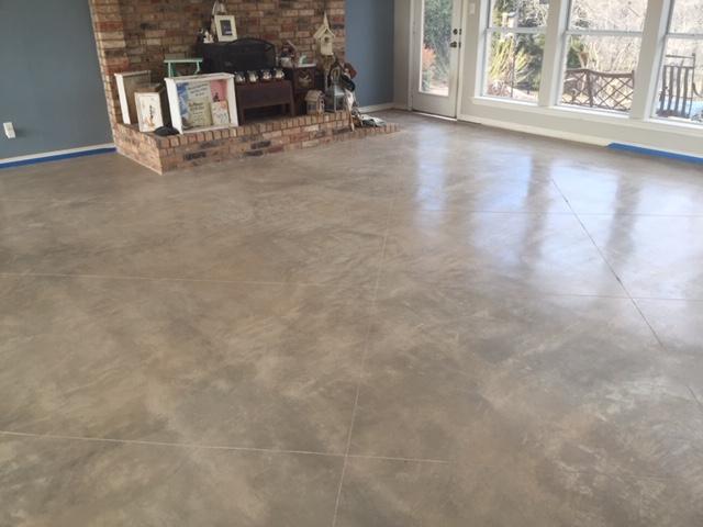 Polished Concrete Flooring - Dallas Fort Worth