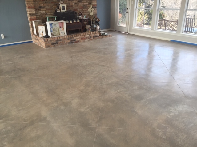 Polished Concrete Flooring - Dallas Fort Worth