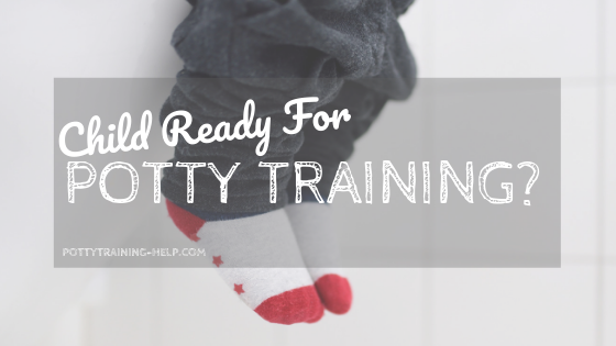 Child ready for potty training-2