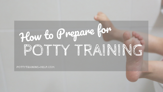 how to prepare for potty training