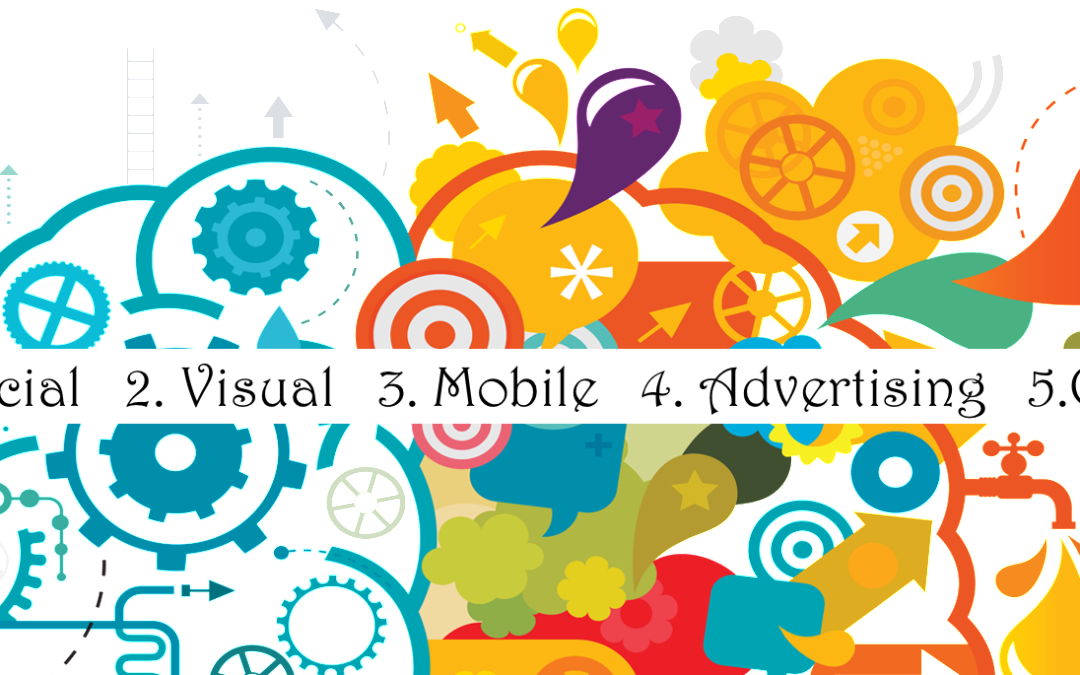 """5 Social Media & Digital Marketing """"Must Haves"""" for 2016 – Part 1"""