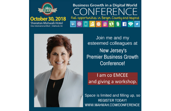 Business Growth in a Digital World Conference | Oct 30 | 8:30-5:30
