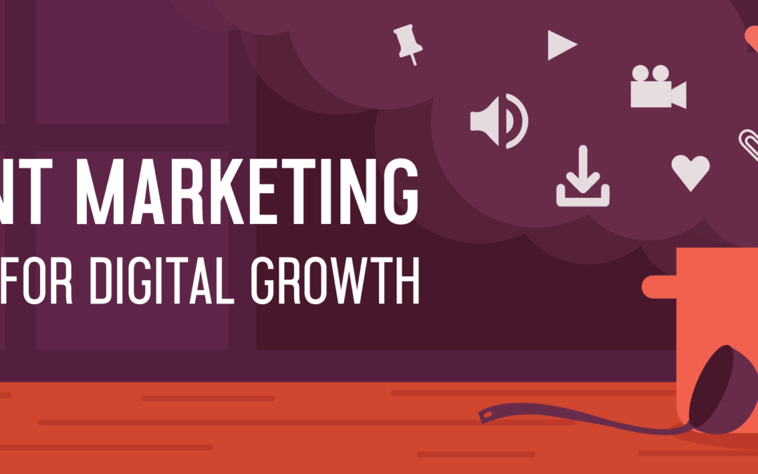 Content Marketing is a Recipe for Digital Growth