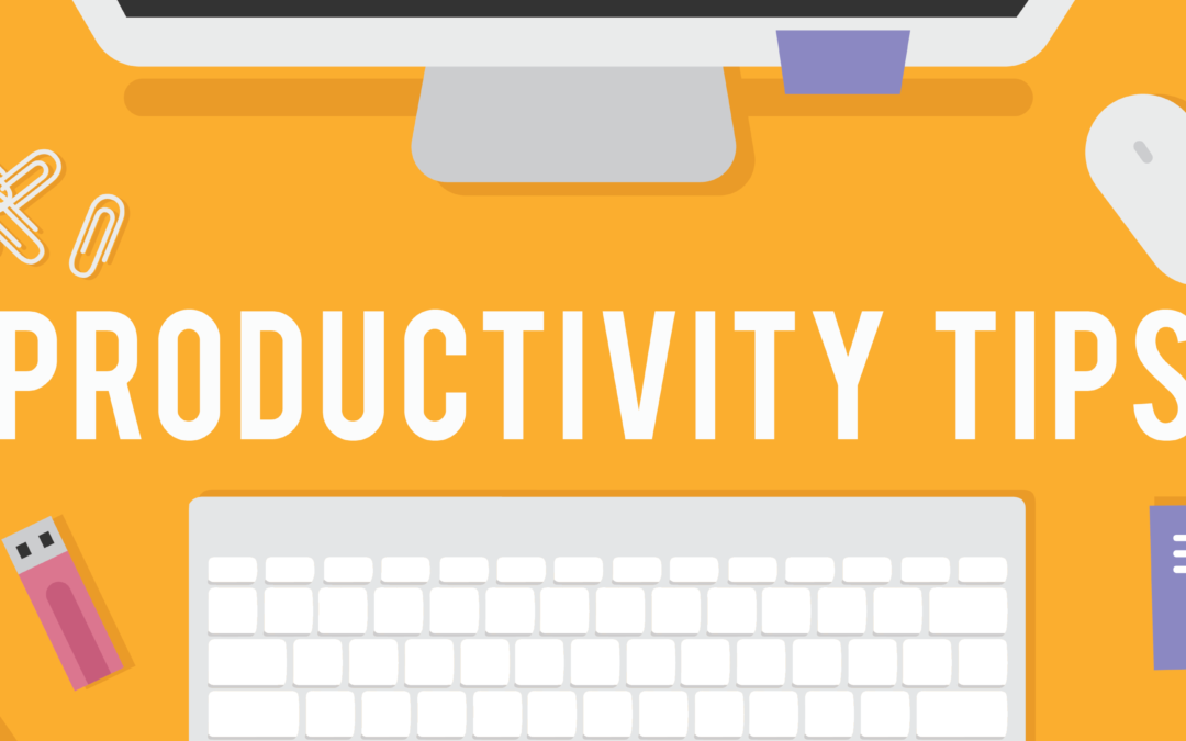 Staying Productive – Your Way