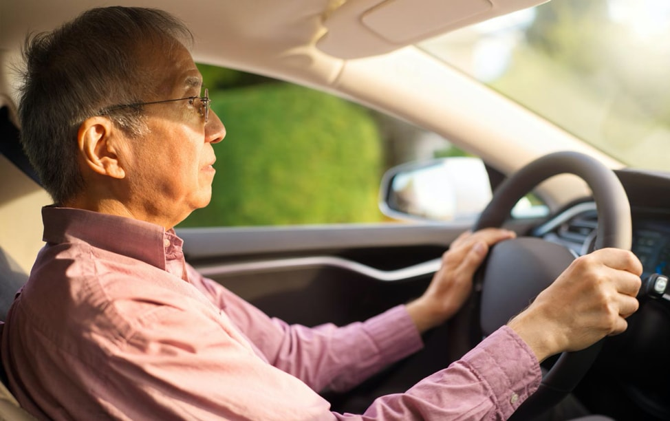 Driving and dementia