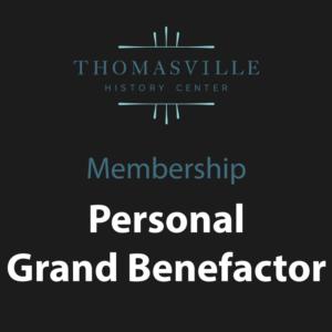 Personal-Grand Benefactor