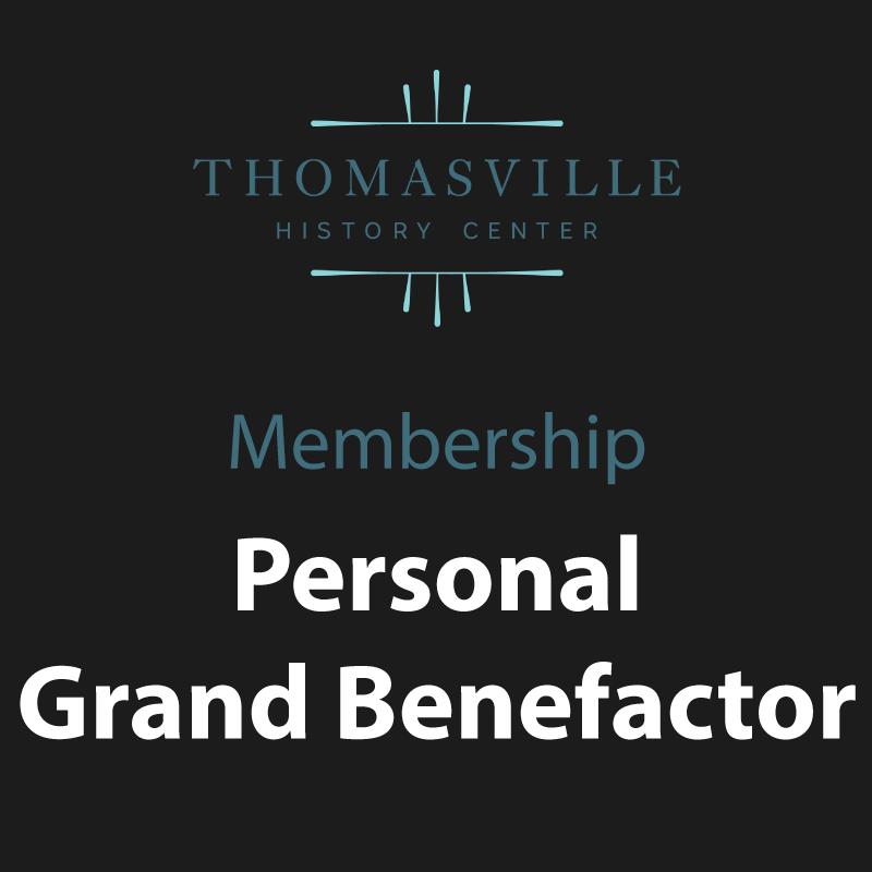 Thomasville-History-Center-membership-personal-grand-benefactor