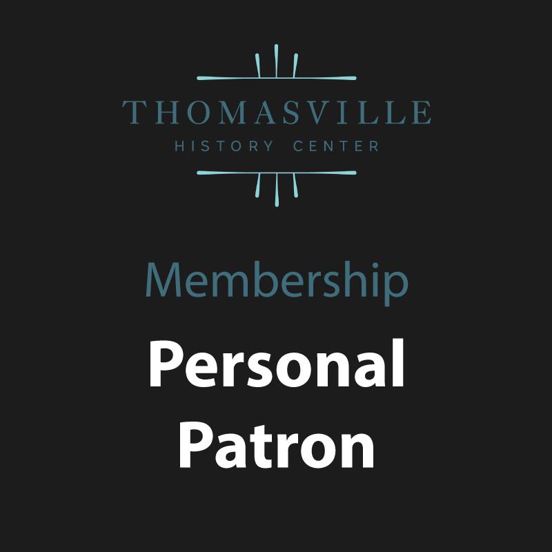 Thomasville-History-Center-membership-personal-patron