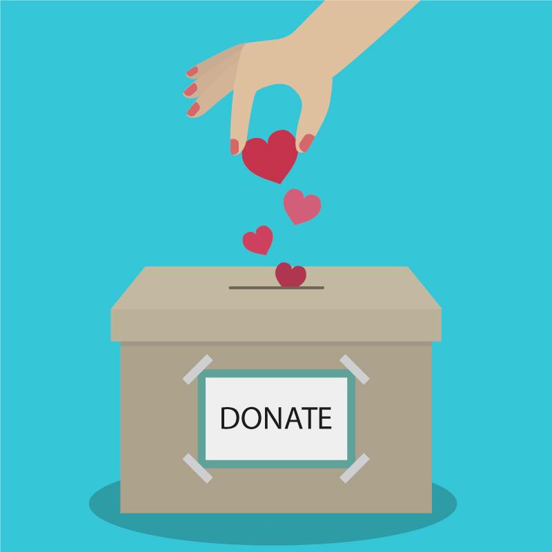 Donation-option