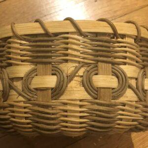 Double Bottom Basket Workshop