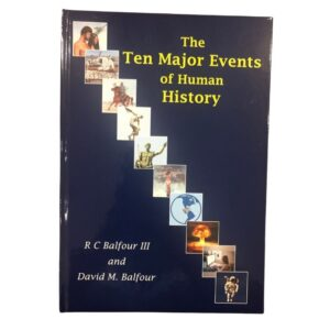 The Ten Major Events of Human History