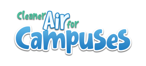 Cleaner Air for Campuses Logo