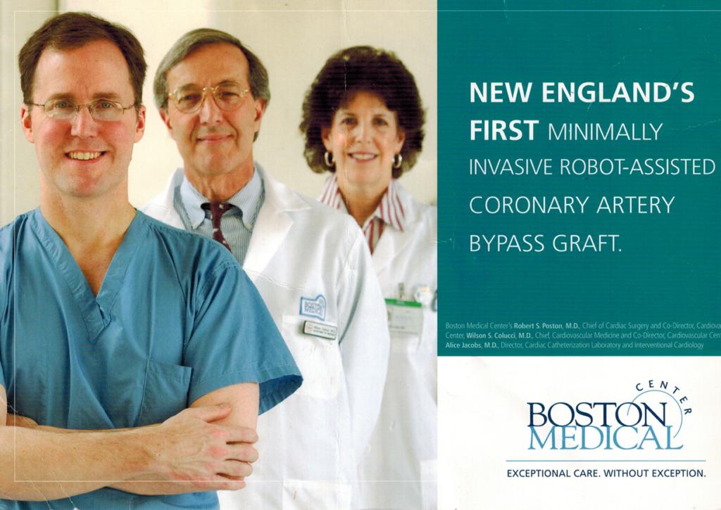 Robotic CT Surgery, Cardiac, Thoracic, and Cardiovascular Surgery