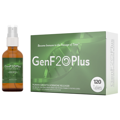 GenF20™ Look Younger, Feel Younger, Stay Younger With HGH