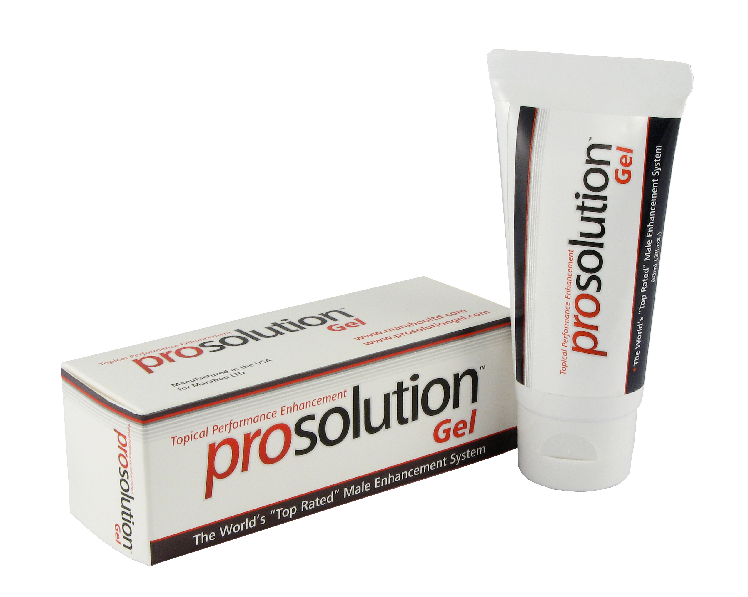 When ProSolution Gel is applied to the penis not only will you increase the size of an erection but also the sensitivity of the erection.