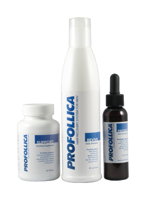 Profollica™ The #1 Rated System for Men's Hair Regrowth